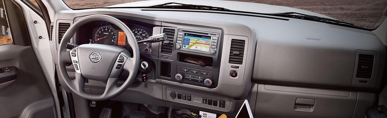 2020 Nissan NV Cargo Vans Interior in Hoover, Alabama, near Birmingham