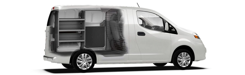 2020 Nissan NV200 Compact Cargo Vans Interior in Hoover, AL, near Birmingham