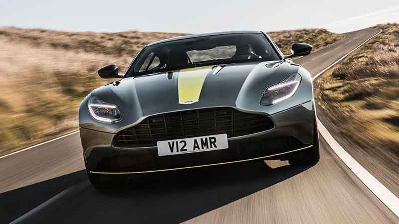 db11 amr front