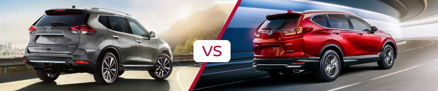 Sutherlin Nissan Cherokee County 2020 Nissan Rogue Vs CR-V