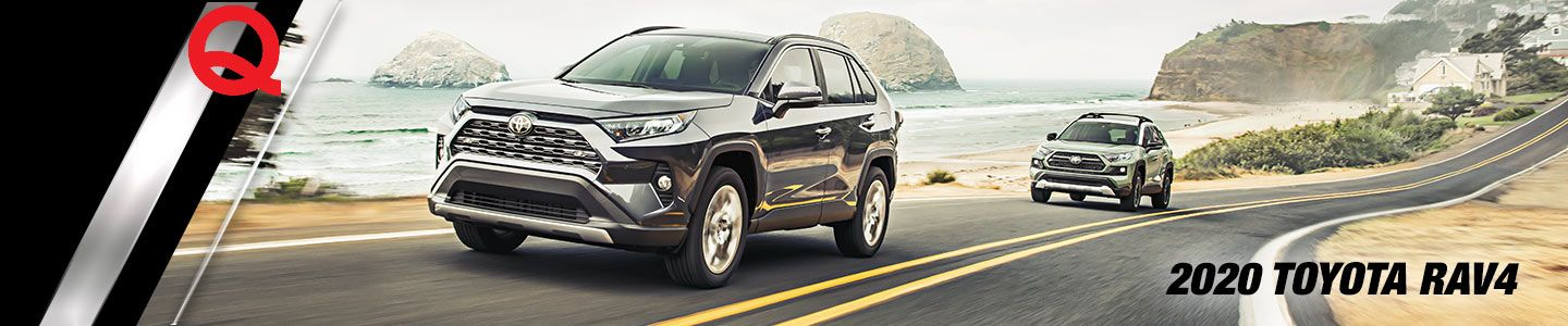 2020 Toyota RAV4 Features, Safety And Trim Levels in Fergus Falls, MN