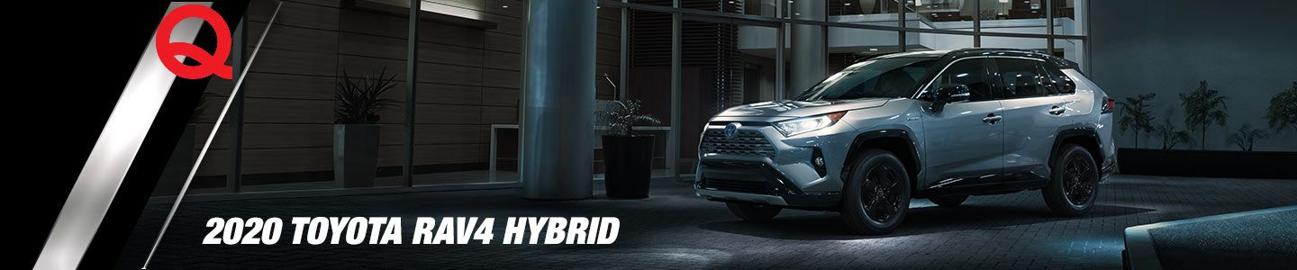 2020 Toyota RAV4 Hybrid Features, Safety And Trim Levels in Fergus Falls, MN