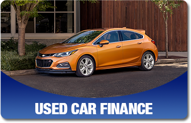 Henna Chevrolet Used Car Financing
