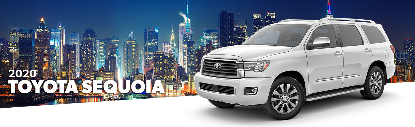 The 2020 Toyota Sequoia Is Now Available At Our Paducah, KY, Car Dealer