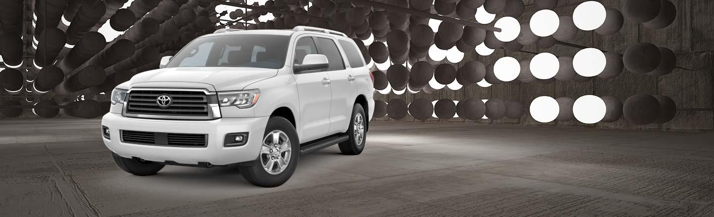 2020 Toyota Sequoia For Sale In Bristol, CT