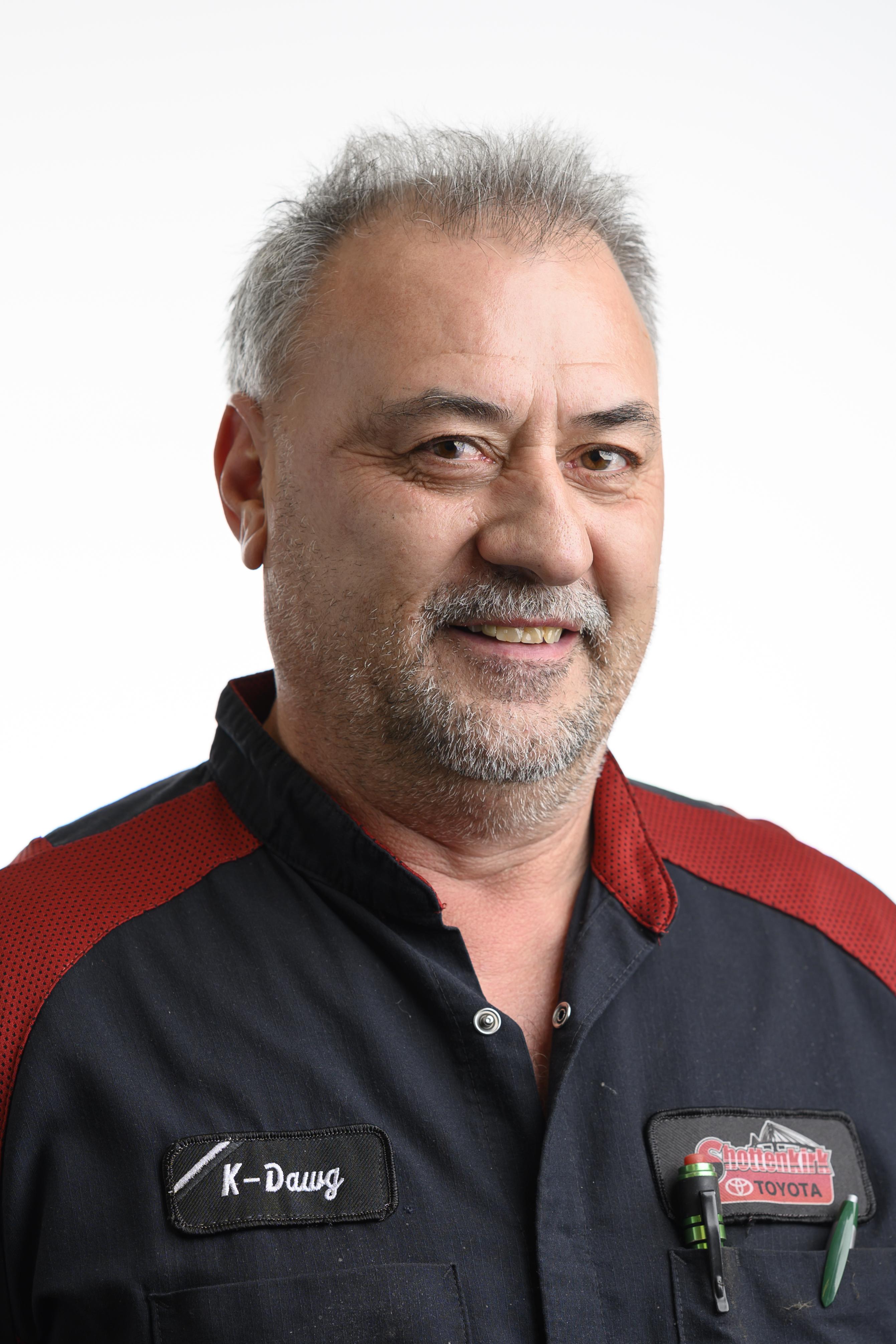Kevin  Miller Bio Image