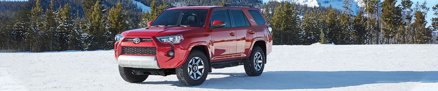 2020 Toyota 4Runner SUVs Models For Sale In Walla Walla, Washington