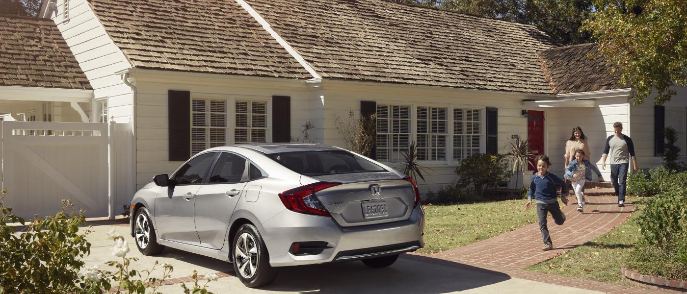 2020 Honda Civic Trim Levels Lx Vs Sport Vs Ex Jefferson City Mo