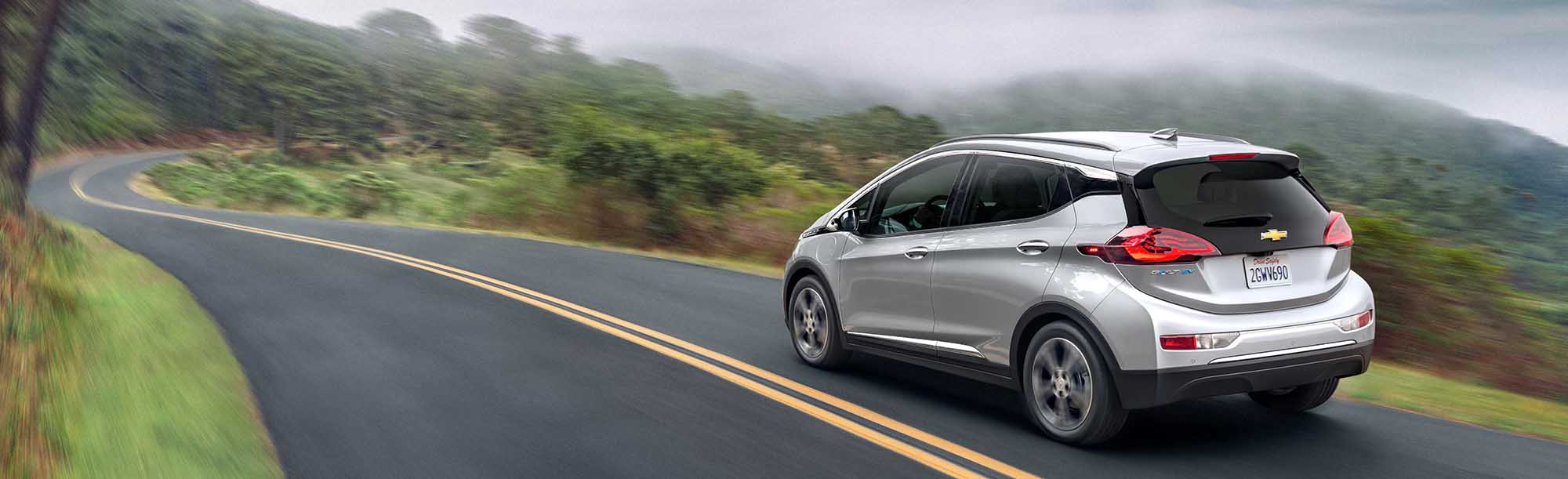 Experience The New 2020 Chevrolet Bolt EV In Loganville, GA Today!