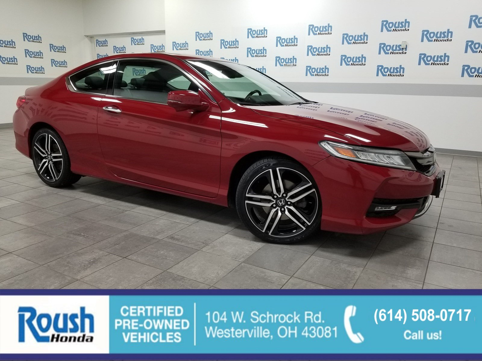 Used 2017 Accord Touring Coupe