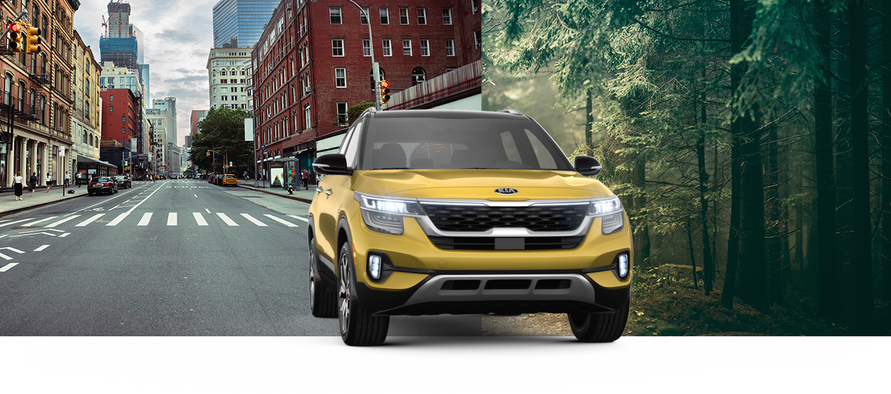 2021 Kia Seltos Compact SUV Models at Kia of Duluth, Minnesota
