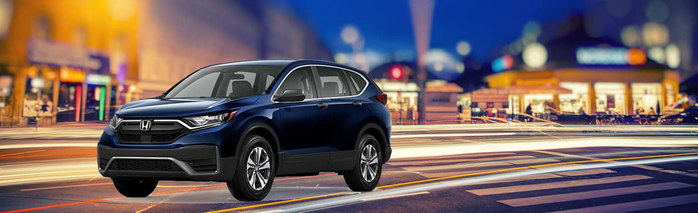 The 2020 Honda CR-V is available at our Honda dealership in Fort Myers, FL.