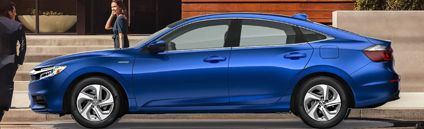 The 2020 Honda Insight is available at our Honda dealership in Fort Myers, FL.