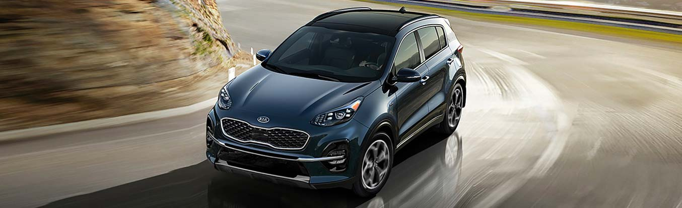 2020 Kia Sportage Compact Crossovers For Sale In Duluth, Minnesota