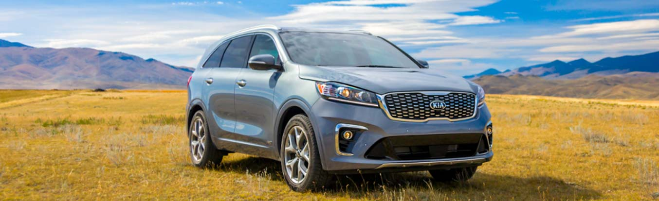 2020 Kia Sorento Mid-Size SUVs For Sale In Duluth, Minnesota