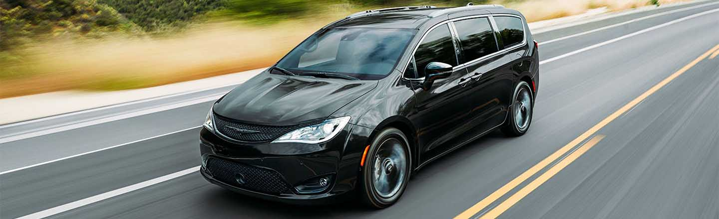 Explore The Features Of The New 2020 Chrysler Pacifica In New Iberia