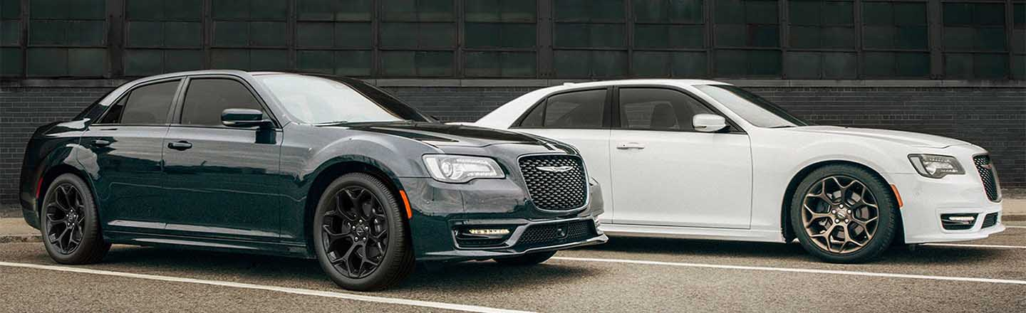 Drive The Iconic 2020 Chrysler 300 Sedan Today In New Iberia, LA