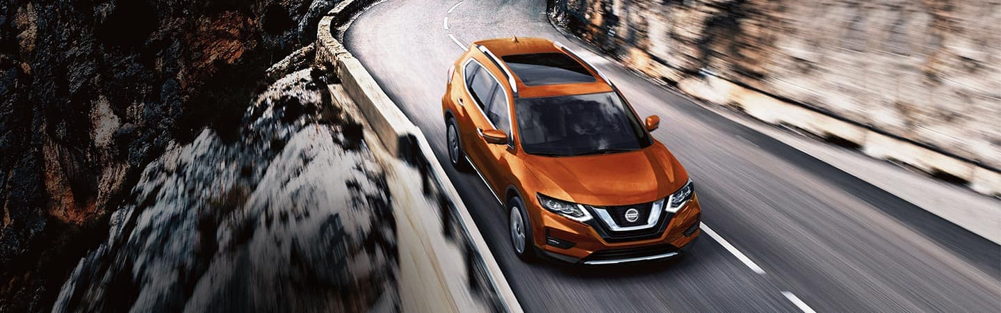 2020 Nissan Rogue SUV available at Nissan of Gadsden