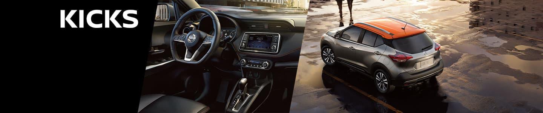 2020 Nissan Kicks available at Mitchell Nissan