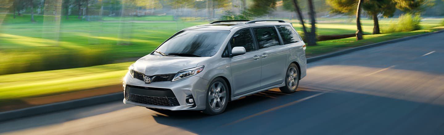 2020 Toyota Sienna Available At Musson Patout Toyota