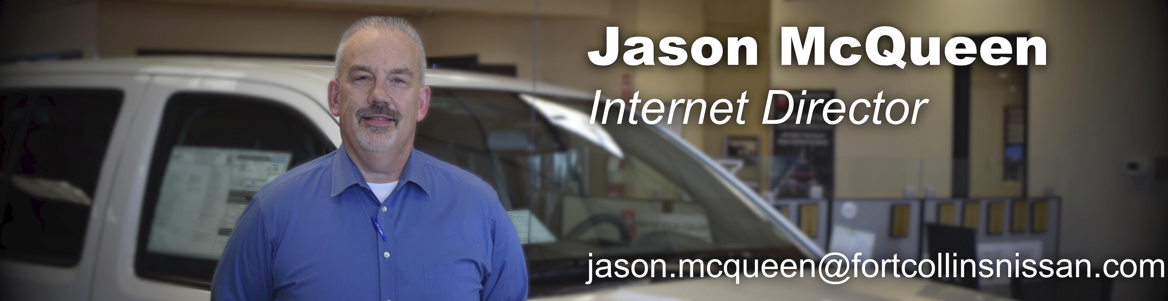 Internet Director Jason McQueen