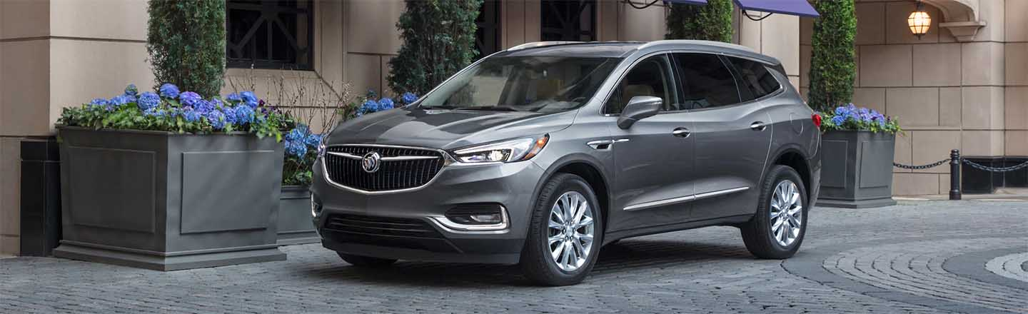 The Stunning 2020 Buick Enclave is Here in Fort Madison, Iowa