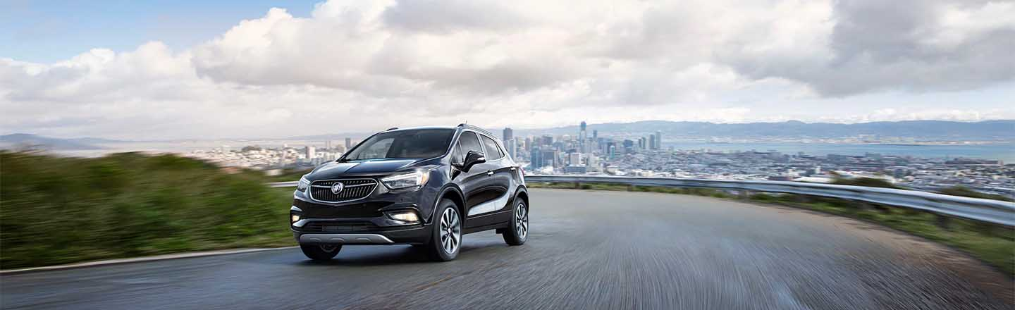 Explore the 2020 Buick Encore in Fort Madison, near Burlington, IA