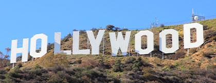Hollywood Sign, LA California