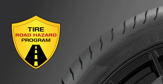Free 24-Month Tire Road Hazard Protection