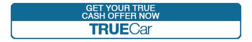 TrueCar Cash Offer