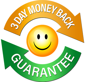 3-day buyback guarantee