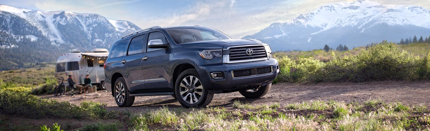 2020 Toyota Sequoia SUV Models For Sale In Waycross, Georgia