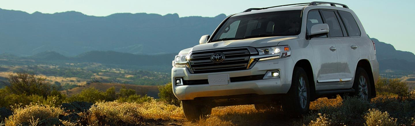 2020 Toyota Land Cruiser SUV Models For Sale In Waycross, Georgia