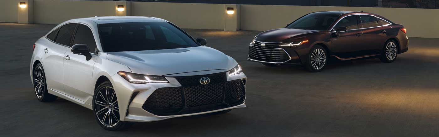 Learn About The 2020 Avalon Hybrid At Our Effingham, IL, Toyota Dealer