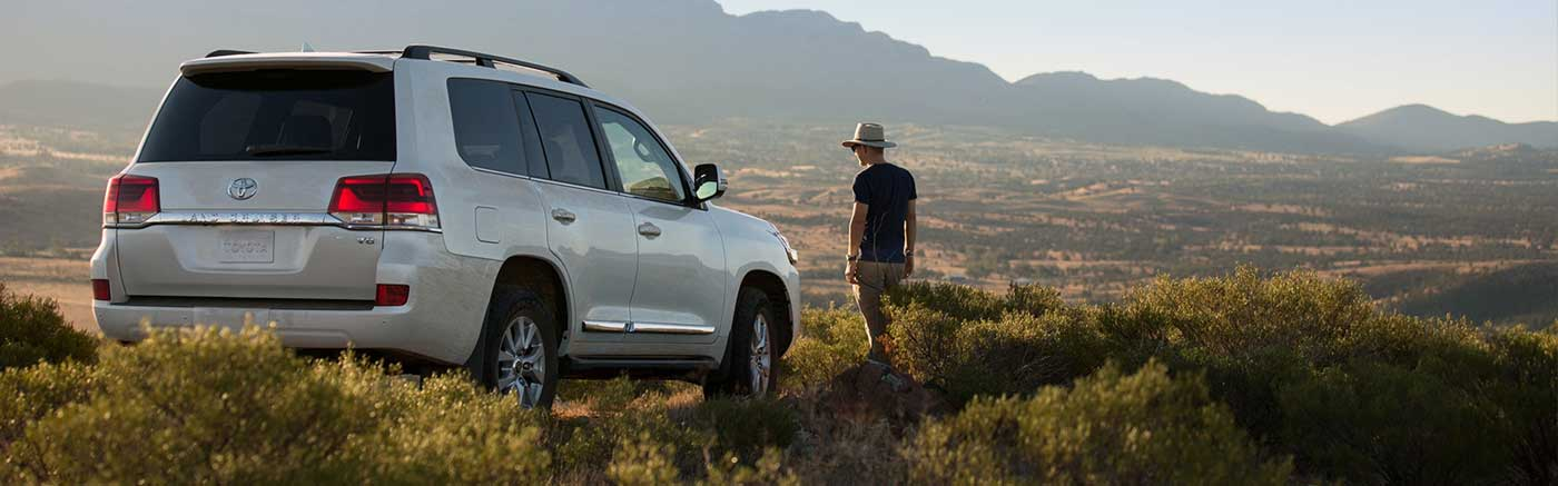 The 2020 Land Cruiser Is Available At Our Effingham, IL, Toyota Dealer
