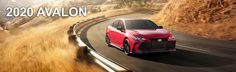 2020 Toyota Avalon For Sale