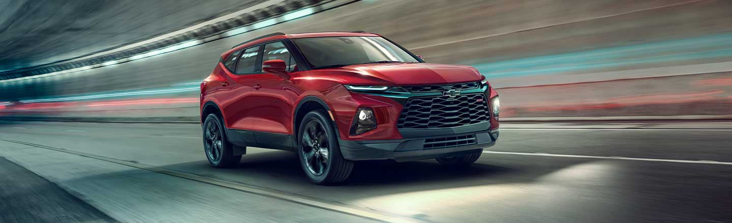 2020 Chevrolet Blazer For Sale At Dan Hecht Chevrolet & Toyota