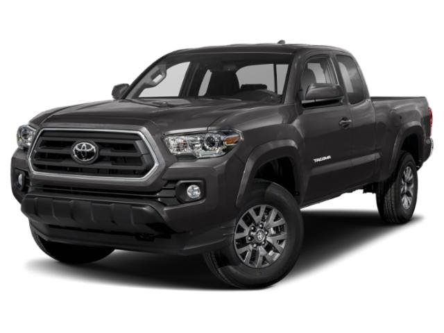 New 2020 Toyota Tacoma SR Double Cab