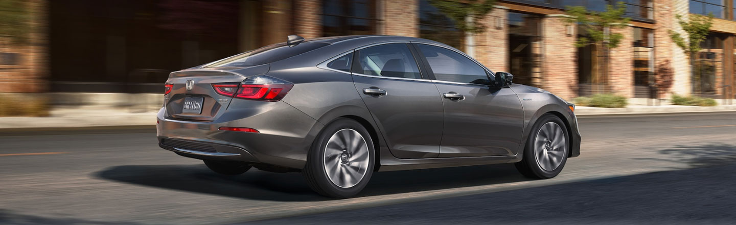 Test Drive The New 2020 Honda Insight Hybrid In Cocoa, FL Today