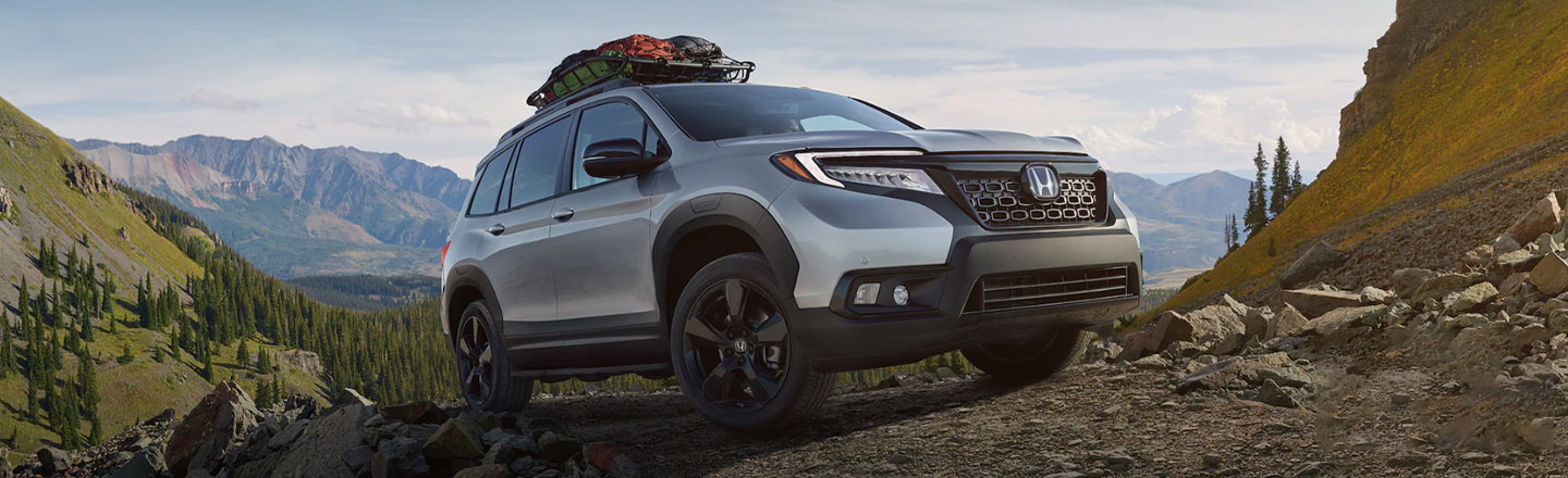 With Something For Everyone, The Honda Passport Is For Sale In Cocoa