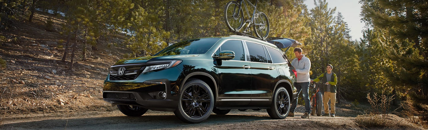 Explore Melbourne, FL In The New 2020 Honda Pilot SUV From Space Coast