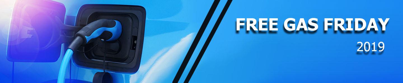 Free Gas Fridays at Weston Dealerships