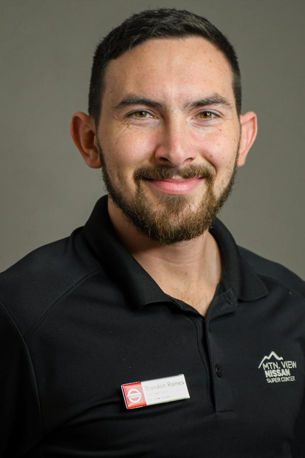 Brandon  Raines Bio Image