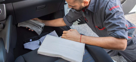 Cabin Air Filter - Save $10
