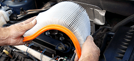 Air Filter Service Special