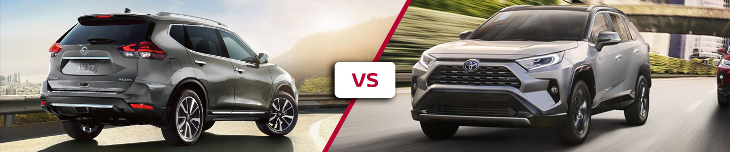 Premier Nissan of Fremont 2020 Nissan Rogue Vs RAV4