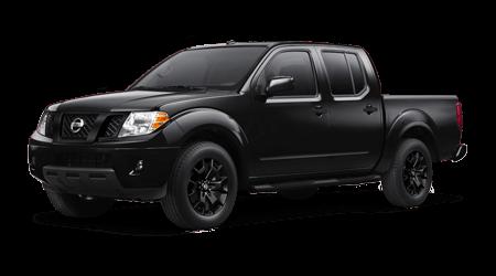 2020 Nissan Frontier SV Midnight CrewCab 4x4