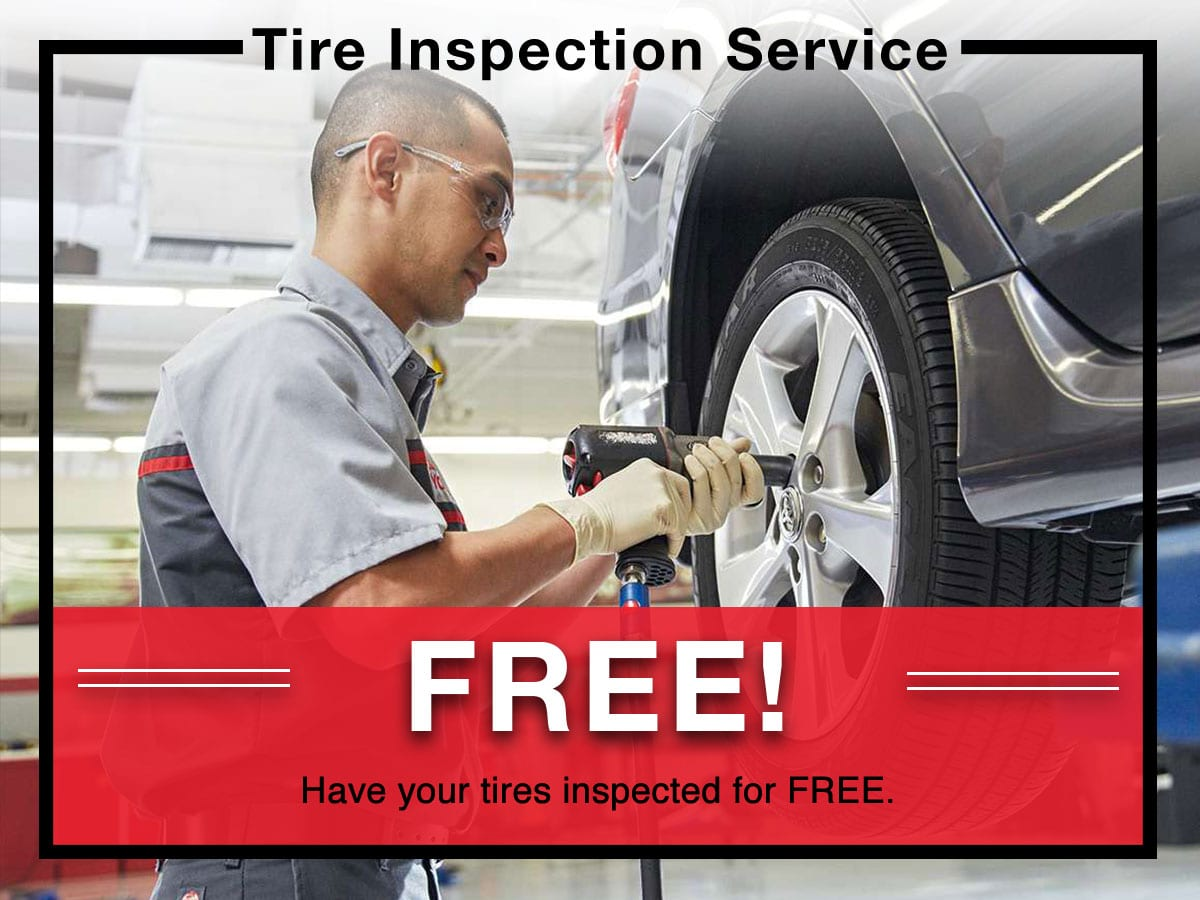Tire Inspection Service