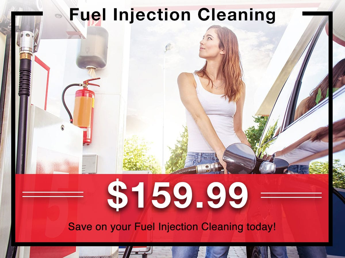 Fuel Injection Cleaning Special