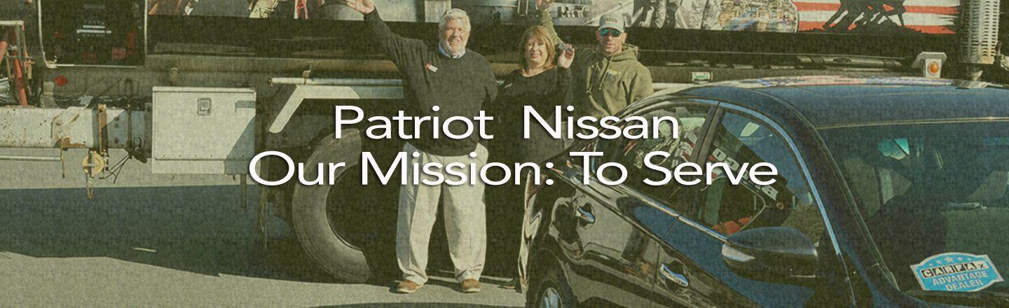Patriot Nissan's Commitment to the Community